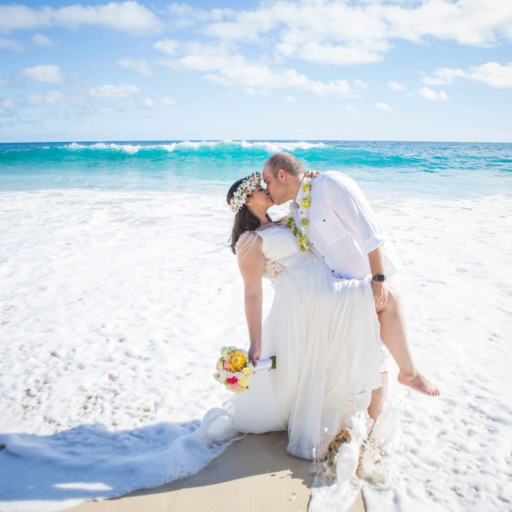 Hawaii Beach Wedding Plans And Services