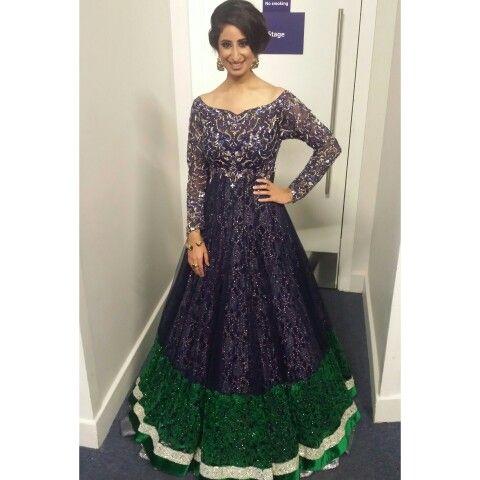 In Pawan & Pranav Haute Couture hosting for Arijit Singh at London o2!