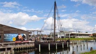 Viking TV shows boost Denmark tourist attractions - BBC News