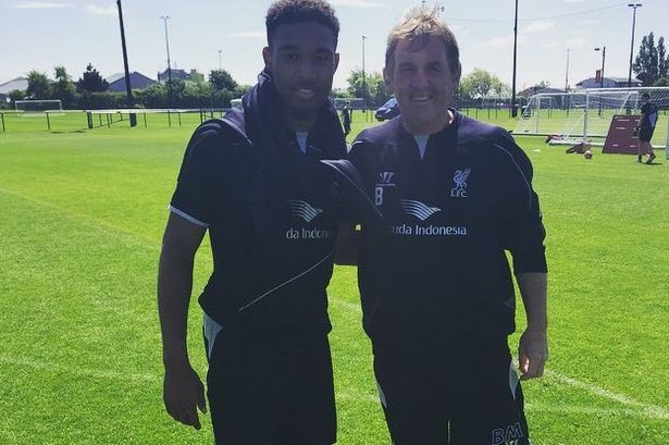 Revealed: details of #Liverpool FC youngster Jordon Ibe's extra training - with Kenny Dalglish