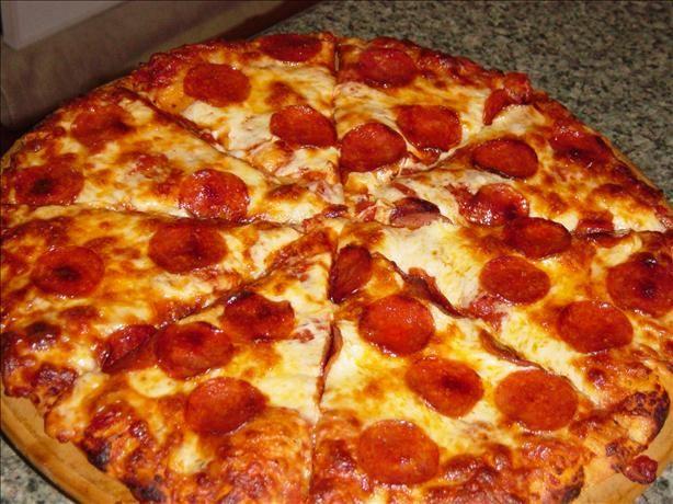 An Italian's Classic Pizza Dough   Recipe