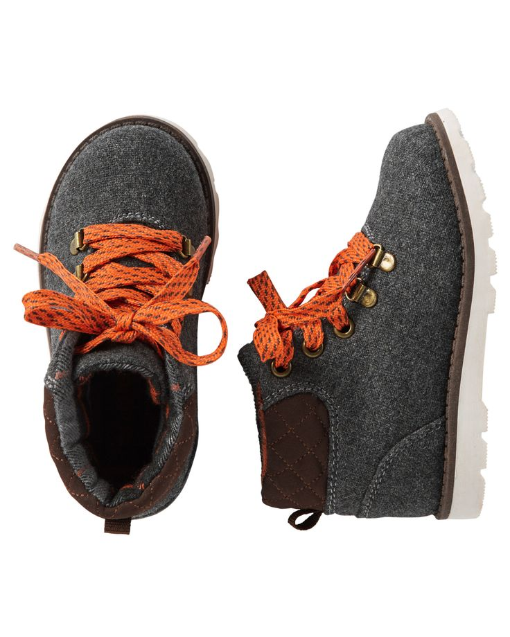 Baby Boy Carter's Hiker Boots from Carters.com. Shop clothing & accessories…