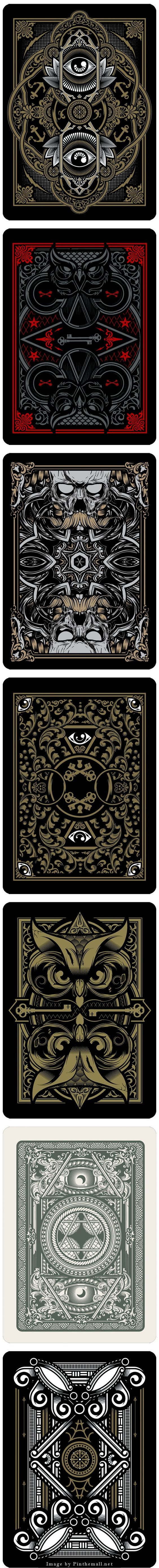 Playing Card Exploration: