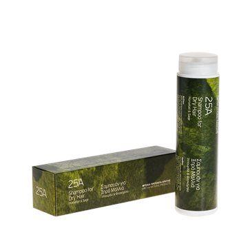 Shampoo for Dry Hair 25A - Horsetail & Sage