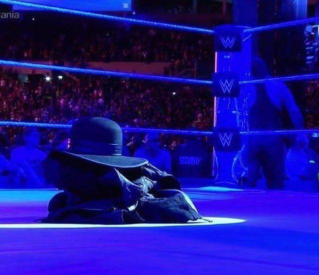 R.I.P. Undertaker, Wrestlemania 33