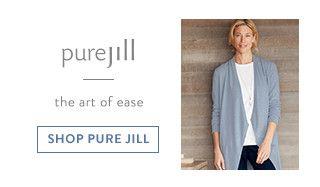 Pure Jill. Shop Pure Jill.