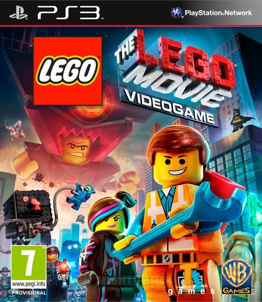 The LEGO Movie Videogame ~ PS3