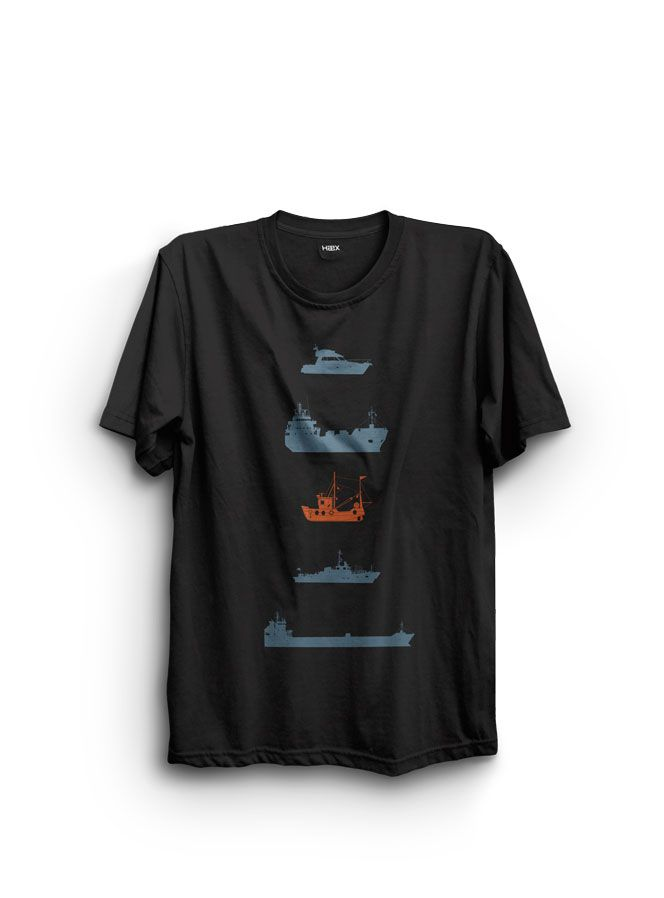 Sjark mot strømmen #heksekunst #hæx #t-shirt #northernnorway #nordnorsk #arctic