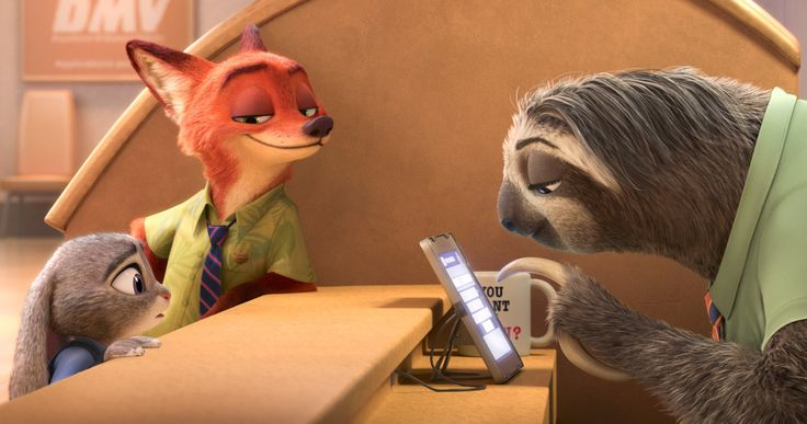 Disney's 'Zootopia' Trailer #2 Takes Hopps & Wilde to the DMV -- Judy Hopps and Nick Wilde discover the incredibly slow nature of the DMV, Department of Mammal Vehicles, in a new trailer for 'Zootopia' -- http://movieweb.com/zootopia-trailer-2-disney/