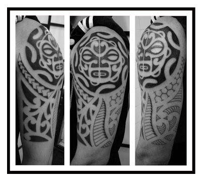 Downtown Buenos Aires Tattoo Studio: MAORI TATTOO