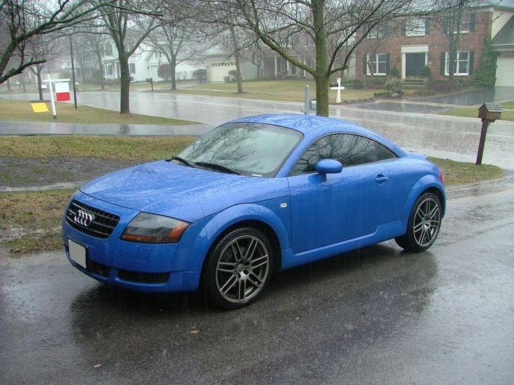 Audi TT Coupe Mk1