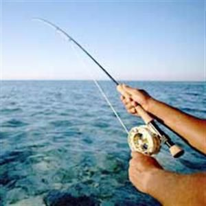 What is a vacation without fishing.... ???