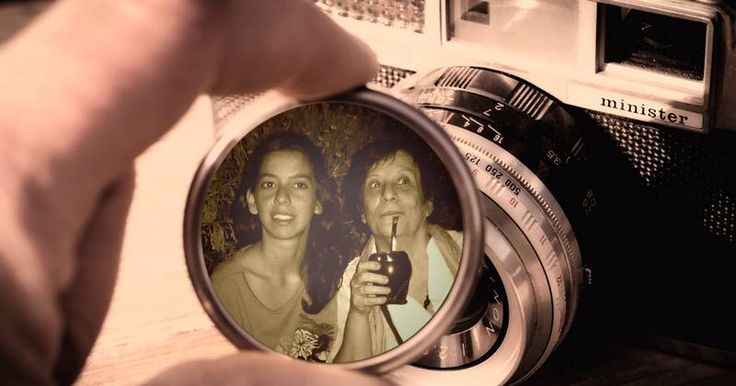 ¿Cómo se vería tu foto si se puede viajar al pasado?