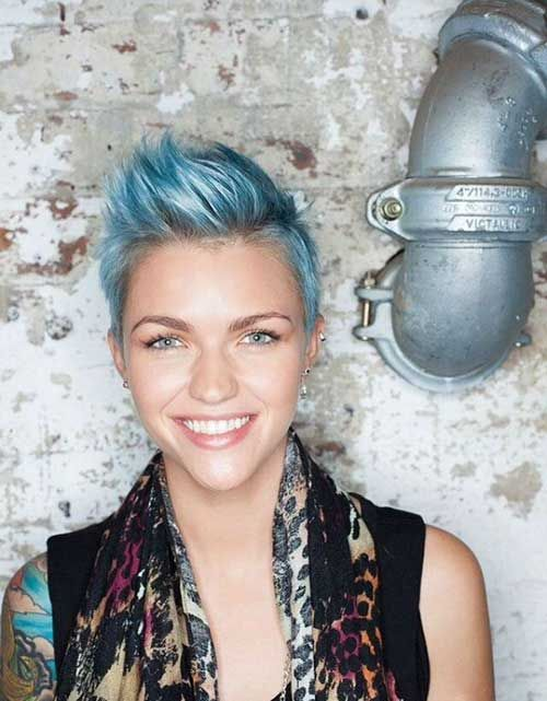 30 Pixie Hair Color Ideas | Pixie Cut 2015