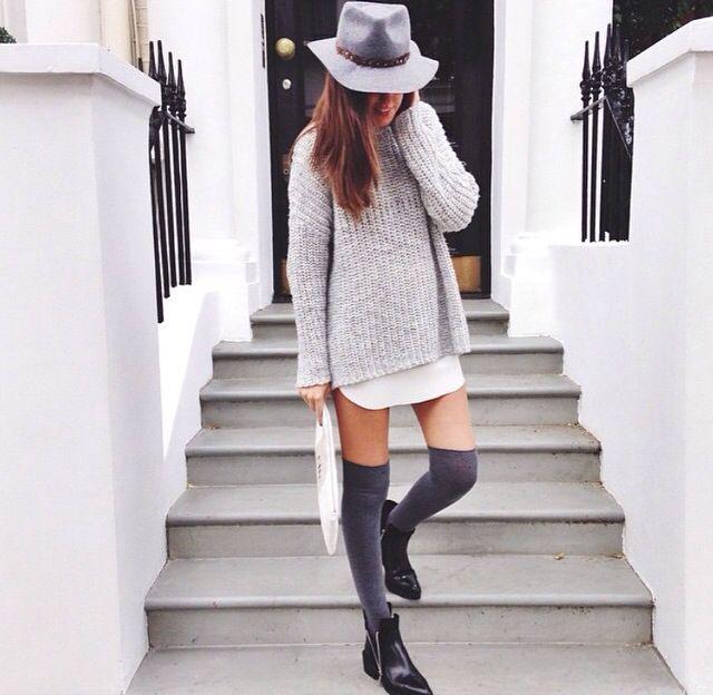 Grey & parigine