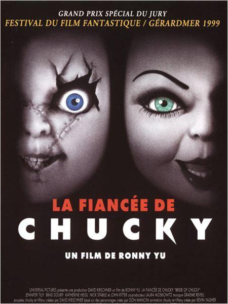 La fiancée de Chucky [Bride of Chucky] - Ronny Yu