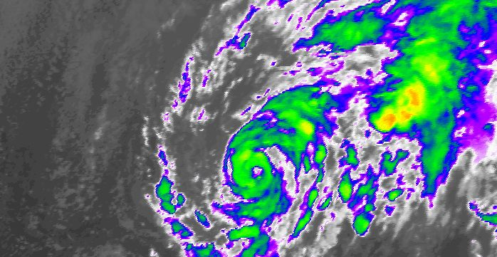 Alex becomes first Atlantic hurricane to form in January since 1938