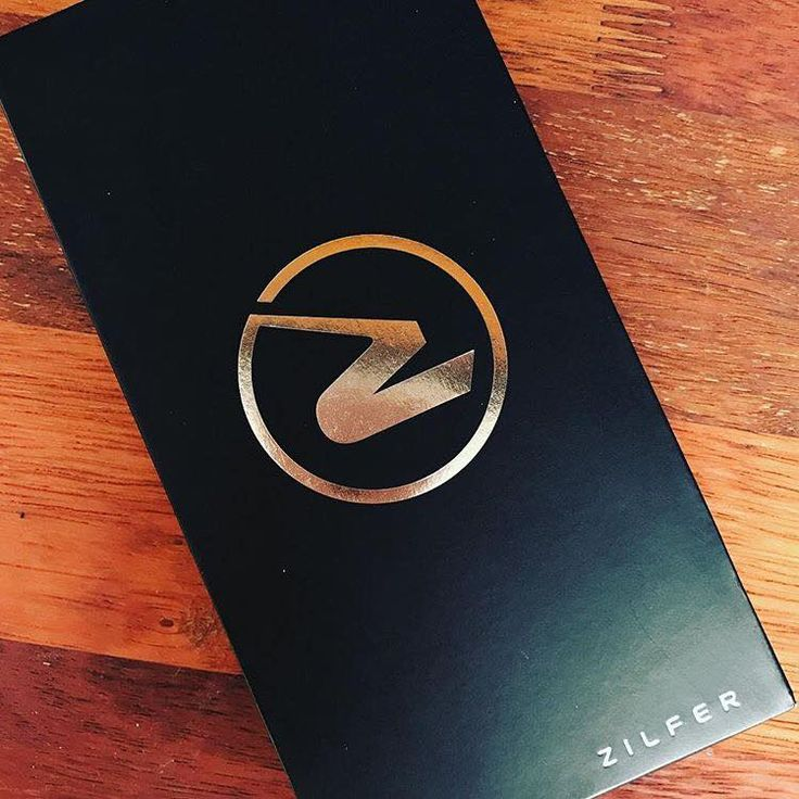 Packaging for our soon to be released phone wallet by Zilfer