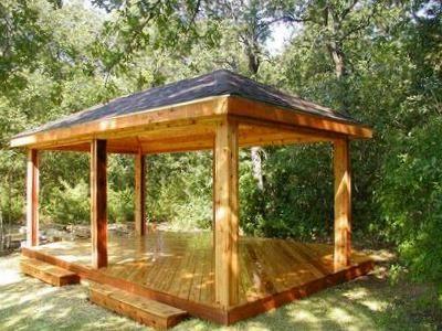 best 25+ backyard pavilion ideas on pinterest   backyard kitchen ... - Patio Pavilion Ideas
