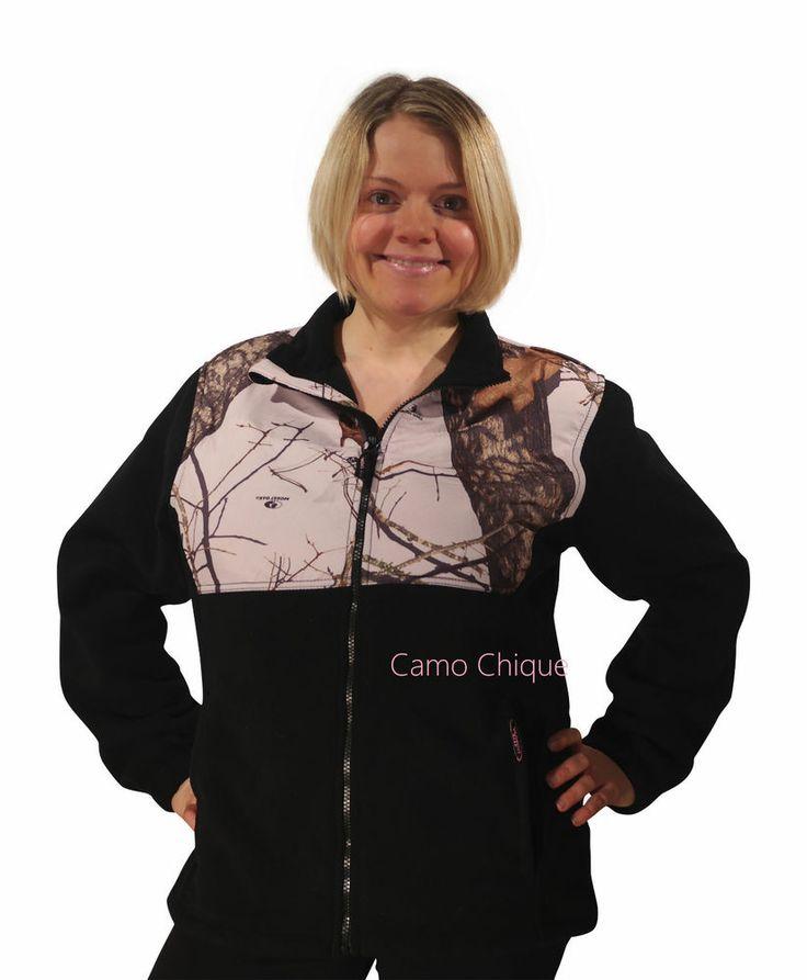 47 best Pink Camo Fleece Jacket images on Pinterest