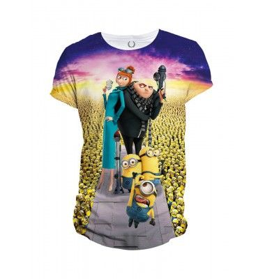 Despicable T-shirt www.bittersweetparis.com