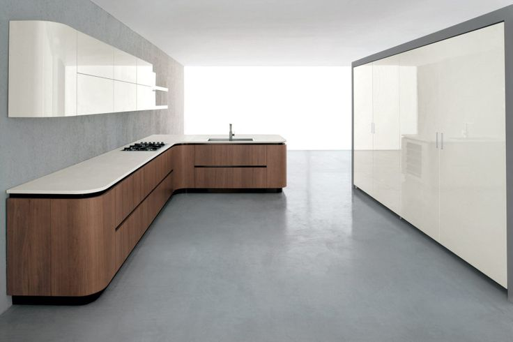 Exciting Home Kitchen Cabinet Manufacturers Ideas With Walnut L Shape Wooden Base Cabinet And Black Toekick Decorations Also Pretty White Granite Countertops As Well As Kitchen Craft Cabinets Plus All Wood Kitchen Cabinets, Terrific And Inexpensive Home Kitchen Cabinet Manufacturers: Furniture, Interior, Kitchen