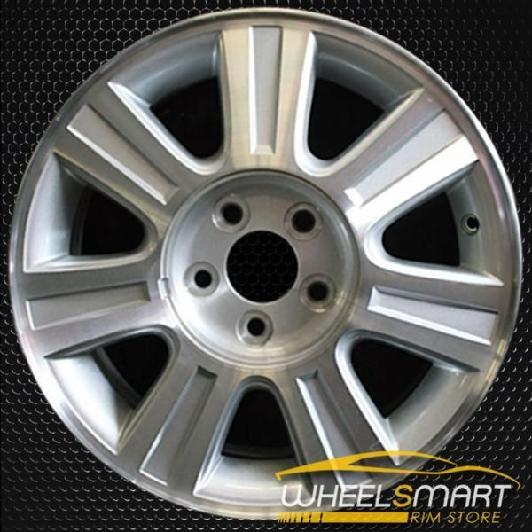 16 Ford Taurus Oem Wheel 2003 2007 Machined Alloy Stock Rim 3506