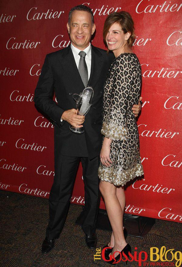 Tom Hanks and Julia Roberts.
