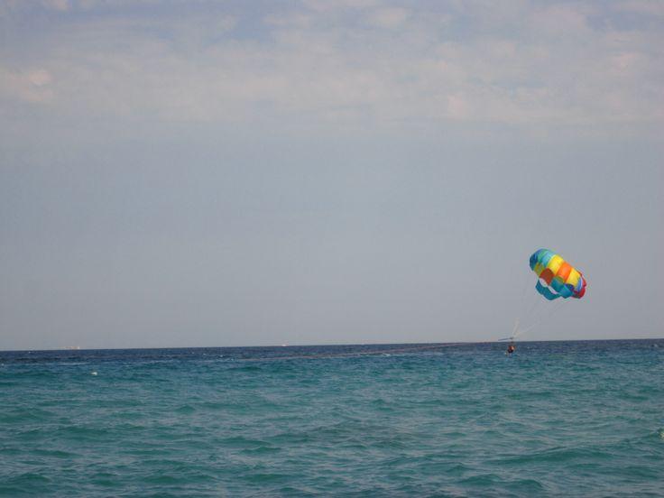 Volando...sul mare!