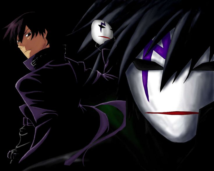 Anime image by kchan on darker than black anime anime