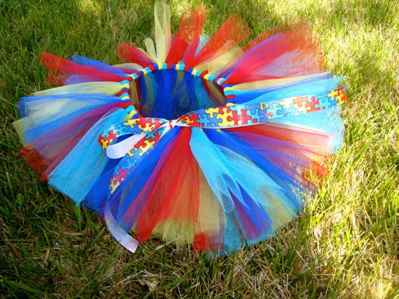 16 best autism awareness photoshoot images on pinterest for Craft ideas for autistic students