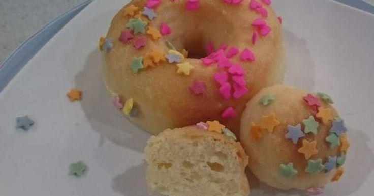 Baked Glazed Donuts (like Krispy Kreme)