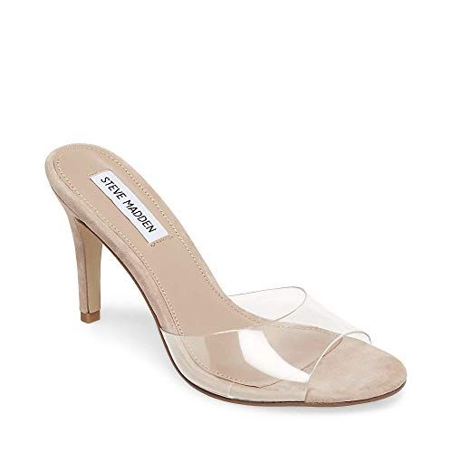 42b78cfe0e7 Steve Madden Womens Erin Pump Clear 85 M US -- Continue to the product at  the image link. (This is an affiliate link)