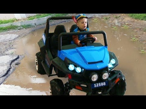 Unboxing And Assembling The POWER WHEEL New 4wd Car QUAD BIKE - YouTube