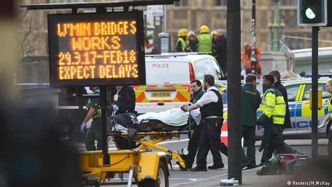 WinNetNews.com - Korban luka dalam serangan teror di London, Inggris berasal dari 11 negara berbeda. Sebagian besar korban merupakan warga Inggris, namun terdapat juga korban luka dari Amerika Serikat (AS) dan China. Dalam keterangannya di hadapan anggota parlemen Inggris, seperti dilansir Reuters,