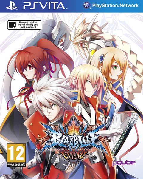 BlazBlue: Chrono Phantasma Extend is the ultimate version of BlazBlue and marks the first appearance of the series on the new generation of consoles.  Publisher: pQube Developer: Arc Systems Work Genre: Fighting Platforms: PS3, PS4, PSVT, Xbox1 Release Date: 23/10/2015 #videogames #fighting #PSVT #pQube #Arc_Systems_Work