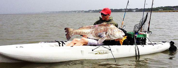 Fishing Kayak Rentals Outer Banks | Kitty Hawk Kites