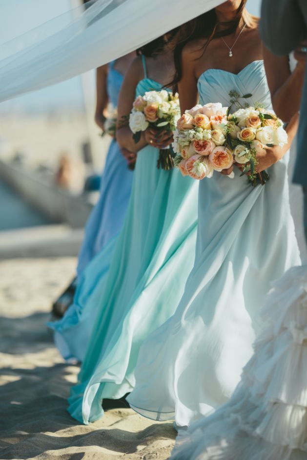 927 best beach wedding ideas images on pinterest beach for Ocean themed wedding dress