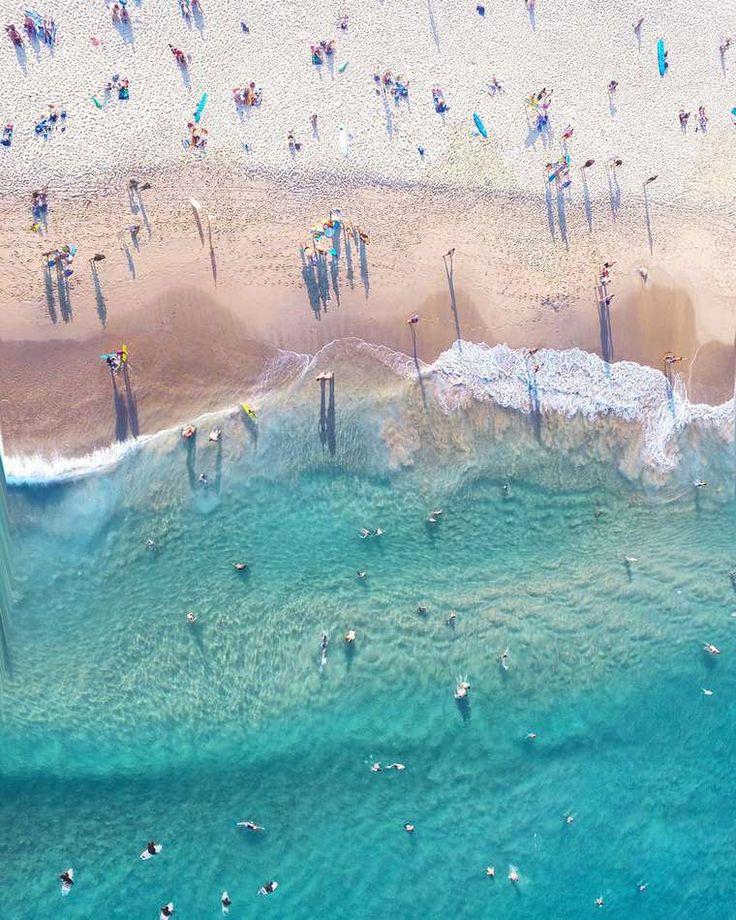 Le photographe américain Gabriel Scanu, basé à Los Angeles, s'est spécialisé dans la photographie aérienne assistée par un drone, et nous dévoile de m