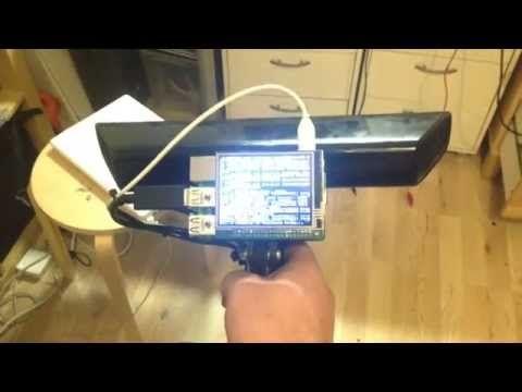 Une Kinect + Un Raspberry Pi = Un scanner 3D ? | Framboise 314, le Raspberry Pi à la sauce française….