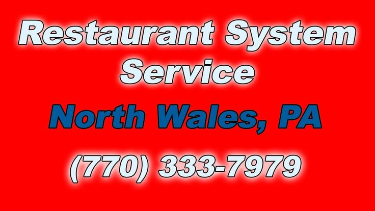 Restaurant Fire Suppression System Service near by me for Local North Wales Pennsylvania Restaurants (215) 641-0100 Does this story sound familiar? After wor...