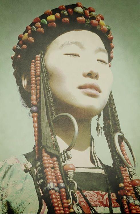 buryat women