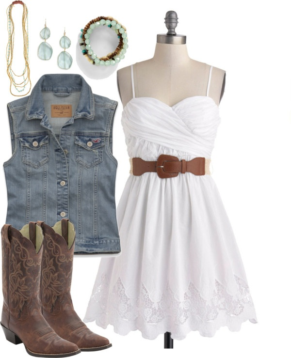 County fair | Summer outfit | Jean skirt | Carnival ...