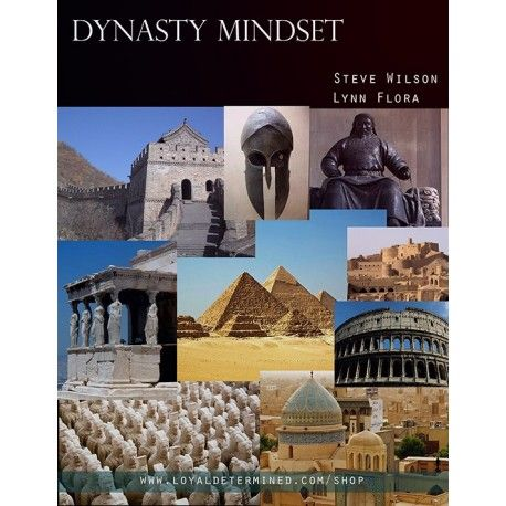 Create a Dynasty mindset to create wealth and dominate your competitors…