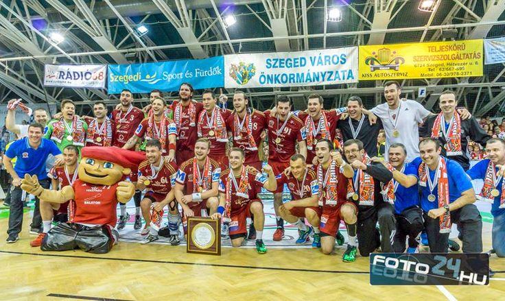 21st May, Szeged-Veszprém, 26:26, the 24th Hungarian Championship title