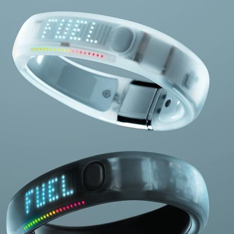 The key differentiator of the Fuelband is actually not hardware or a feature; it's the point system called Nike+ Fuel.
