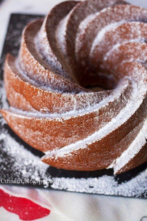 Cuinant: Bundt Cake de Limón, Jengibre y Pimienta Blanca