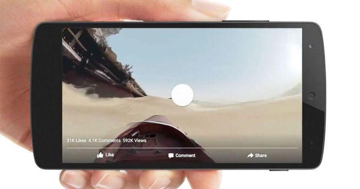 Facebook explains the tech behind its 360-degree videos http://engt.co/1jDPdta