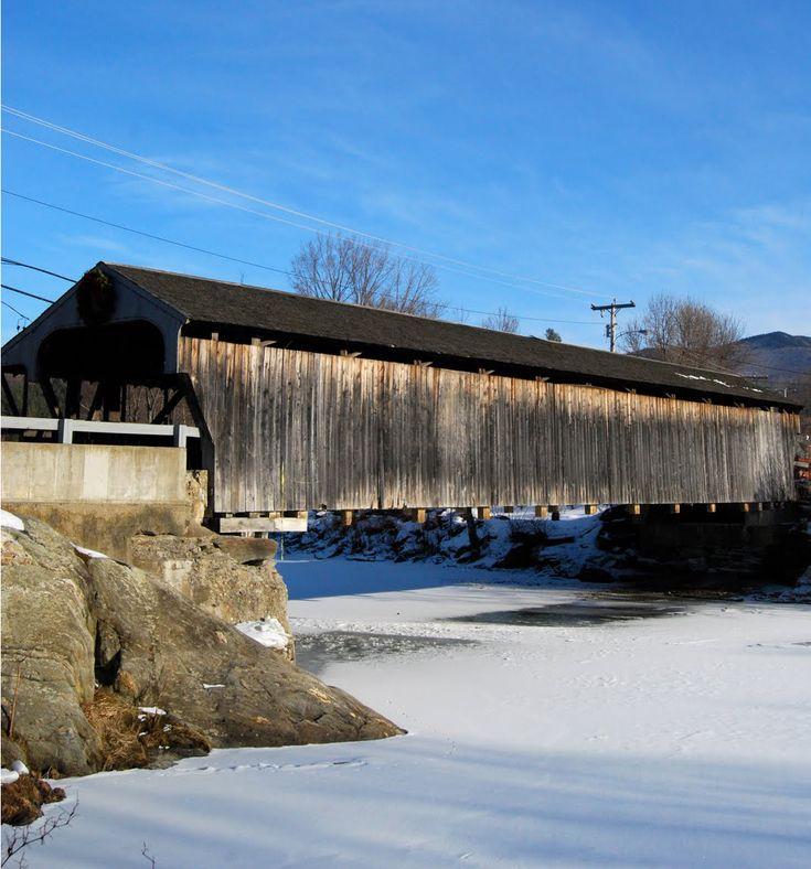 Waitsfield Village Bridge