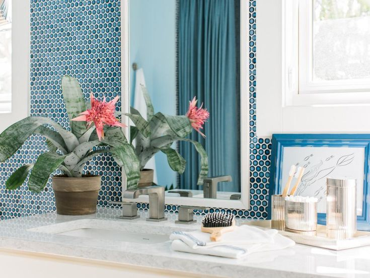HGTV Terrace Bathroom Pictures From HGTV Dream Home 2016 | http://www.hgtv.com/design/hgtv-dream-home/2016/terrace-bathroom-pictures-from-hgtv-dream-home-2016-pictures